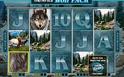 Enjoy the Ride of the Wolf with Untamed Wolf Pack Slot